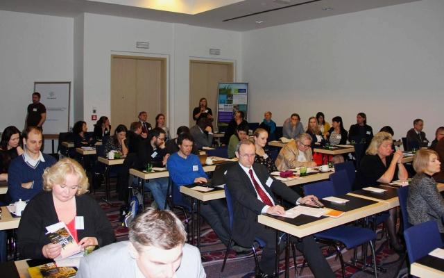Účastníci druhého dne konference, foto: Zbyněk Stein