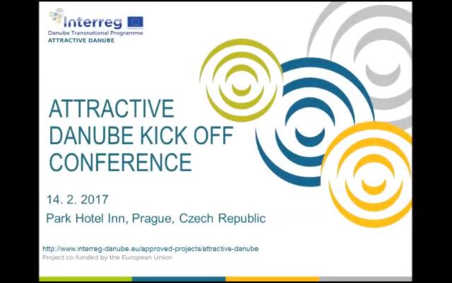 Video z prvního dne konference