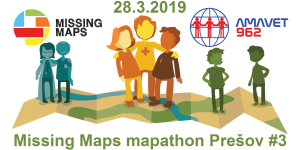 Registrace na 3. prešovský Missing Maps mapathon