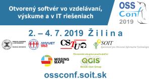 Registrace na konferenci OSSConf 2019