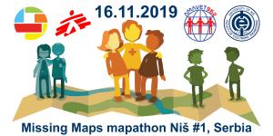 Slovenský klub AMAVET 962 organizuje první srbský Missing Maps mapathon na Fakultě elektroniky Univerzity v Niš.