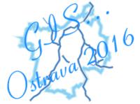 Logo konference GIS Ostrava 2016